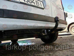 Фаркоп Renault Kangoo II c 2008-. .. г.