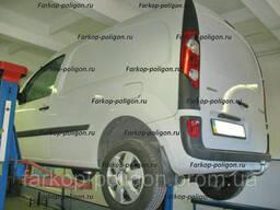 Фаркоп Renault Kangoo II Express с 2008 г.
