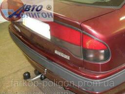 Фаркоп Renault Safrane (лифтбэк) с 1992-2000 г.