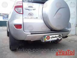 Фаркоп Toyota Rav4 (запаска на задней двери) (исключая. ..