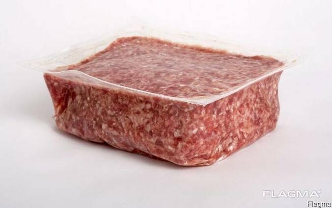 Фарш свинний, гов'яжий.