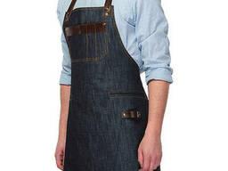 Фартук джинсовый мужской для барменов