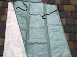 Фартук кислотощелочестойкий коландрованная ткань длинный