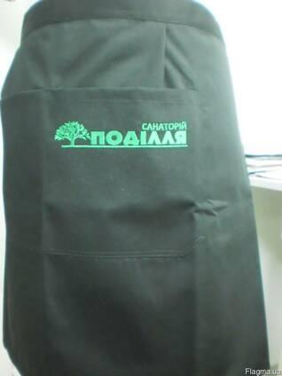 Фартук официанта с логотипом