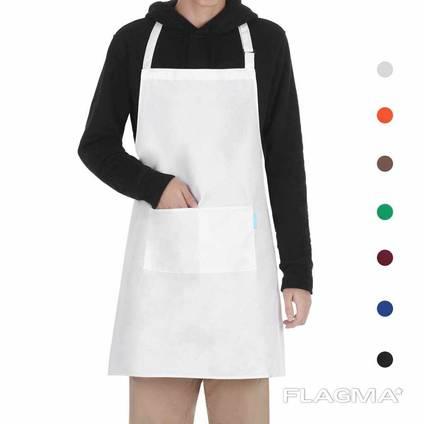 Фартук повара, официанта продавца работника клиринга