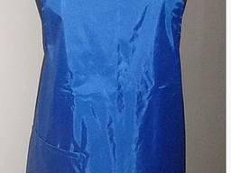 Фартук с нагрудником с прорезиненной и водонепроницаемой