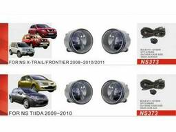 Фары доп. модель Nissan Tiida 2009-10/Murano 2009-12/X-Trail. ..