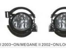 Фары доп. модель Renault Scenic II/Laguna II /Megane. ..