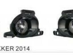 Фары дополнительные модель Renault Dockker 2014-/RN - 743W