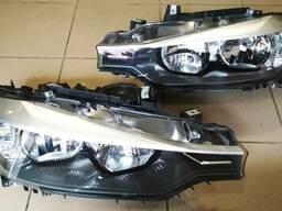 Фары F30 BMW, Ф30 БМВ, Америка, USA, дорестайлинг, идеал, на
