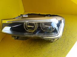 Фары комплектные левая/правая (FULL LED) BMW X3 F25, X4 F26