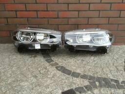 Фары оптика, фара левая, правая на БМВ X5 F15 (BMW X5 F15)