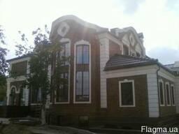 Фасад дома варианты отделки углов