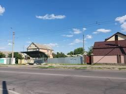 Фасадна ділянка, м. Біла Церква.