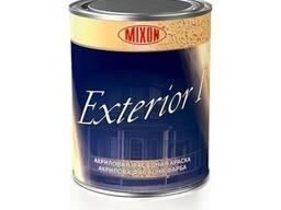 Фасадная акриловая краска Mixon Exterior F, 1 л