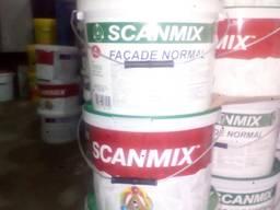 Фасадна акрилова фарба Scanmix Facade Normal : 7 кг