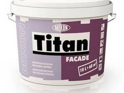 Фасадная краска акрил-латексная Mixon Titan Facade, 10 л