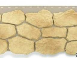 Фасадная панель Альта-Профиль Бутовый камень греческий