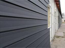 Металлосайдинг Фасадная Панель Вентиляционный фасад под ключ