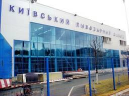 Фасадное остекление Киев, остекление фасадов зданий