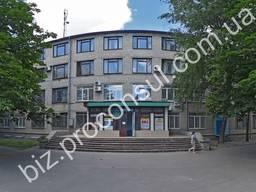 Фасадное здание 3494кв. м. Харьков.