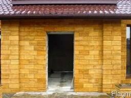 Фасадную плитку продам, натуральный камень