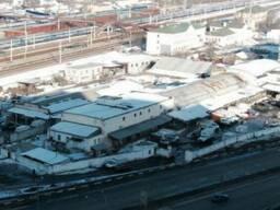 Фасадный комплекс возможно под АЗС Супермаркет