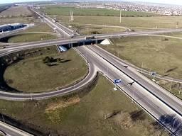 Фасадный участок Клеверный мост. Одесса Киев е95