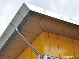 Фасадные композитные панели