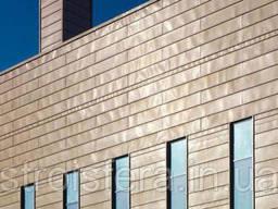 Фасадные материалы Медь, латунь и бронза