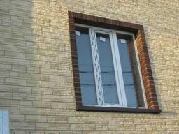 Фасадные панели (цокольный сайдинг)
