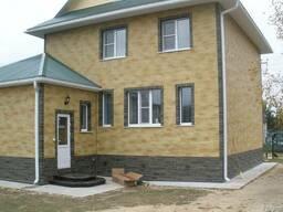Фасадные панели сайдинг цена киев, купить фасадные панели