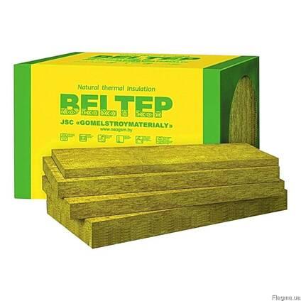 Фасадные плиты Beltep 135кг. /м3