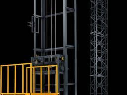 Фасадные подъёмники для строек Viralift