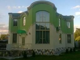 Фасадные работы и материалы в Крыму