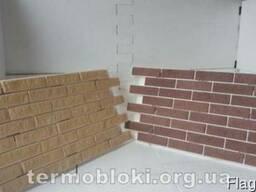 Фасадные термопанели с фасадной плиткой для утепления стен и