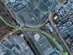 Фасадные участки под логистический центр, склады, торговый центр.