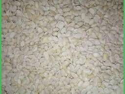 Фасоль белая половинки шлифованная
