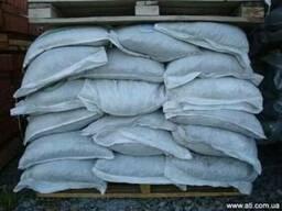 Фасованный щебень, песок, цемент, керамзит в Запорожье