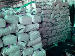 Фасовка древесного угля в бумажные мешки 2. 5-10кг