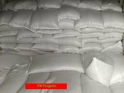 Фасовка зерновых в мешки 15-50кг.