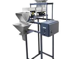 Автомат для фасовки фисташки, орешки, сухарики, семечки.