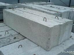 ФБС 12-6-6т Блок фундаментный