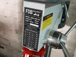 FDB Maschinen Drilling 20 cверлильный станок по металлу свердлильний верстат фдб дрил. ..