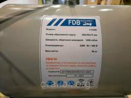FDB Maschinen LT 2200 точильно-шлифовальный станок по металлу точильный заточной фдб. ..