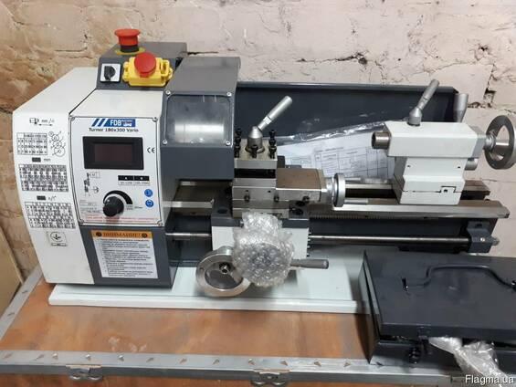 FDB Maschinen Turner 180-300 Vario Токарный станок по металл