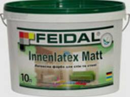 Feidal Innenlatex Matt Матовая латексная краска 10л