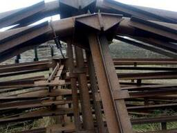 Ферма металлическая 18 м