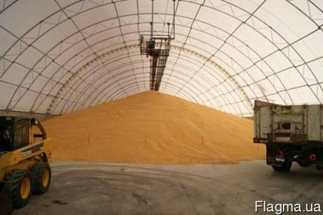 Ангар, зернохранилище, ферма16*35