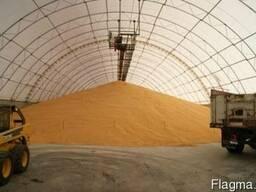 Фермы, ангары, зернохранилища 15*40